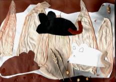 herbstliches basteln. Black Bedroom Furniture Sets. Home Design Ideas