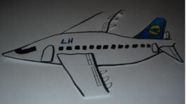 Flugzeugparty